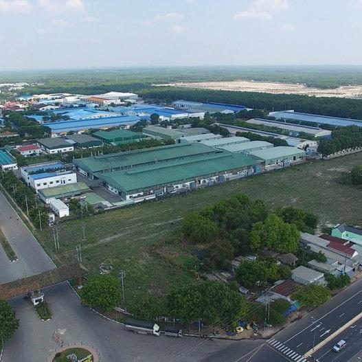 Bảng giá Khu công nghiệp Chơn Thành - tourdulichnhatrang.biz