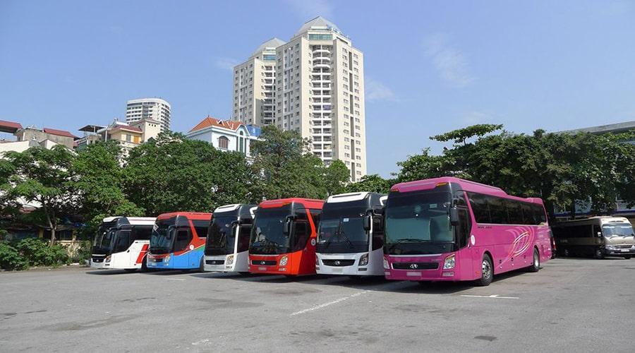 Thuê xe 45 chỗ tại Hà Nội