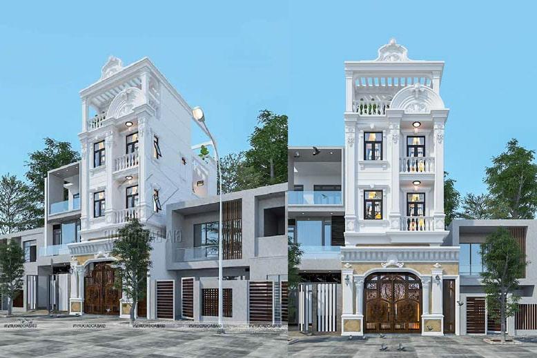 Tìm hiểu về nhà phố tân cổ điển tại tourdulichnhatrang.biz